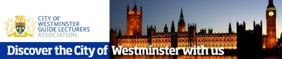 city of westminster guide lecturers assciation 2